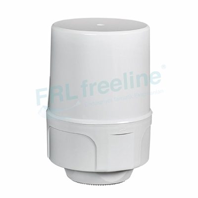 Midiroll İçten Çekme Kağıt Havlu Dispenseri Beyaz/Beyaz