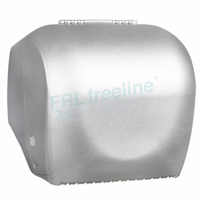 Bobinage Yatay Rulo Havlu Dispenseri Gümüş