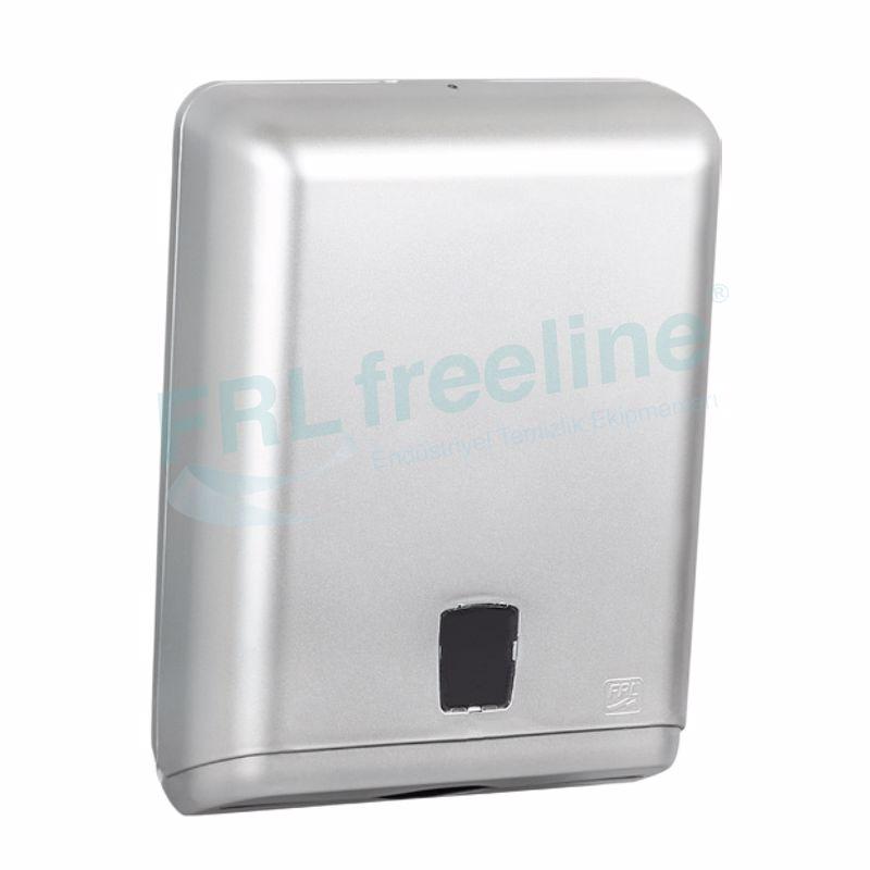 Artemis Kağıt Havlu Dispenseri(Z Katlama) Gümüş