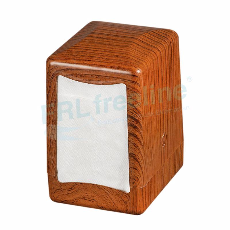 Masaüstü Peçete Dispenseri No:2 Ahşap