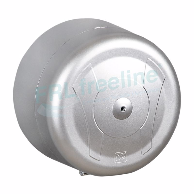 FreeOne Maxi İçten Çekme Tuvalet Kağıt Dispenseri Gümüş