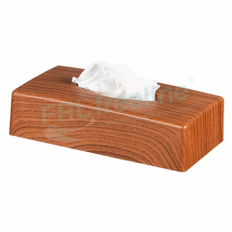 Kağıt Mendil Kutusu Dispenseri Ahşap