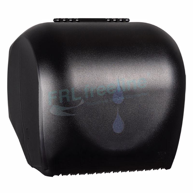 Bobinage Yatay Rulo Havlu Dispenseri Siyah